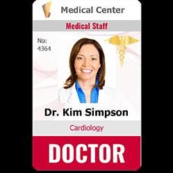 IDCreator com | Custom Photo ID Cards and Badges | Free ID