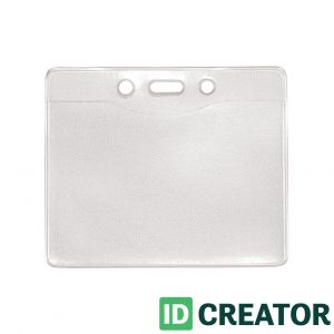 Clear Badge Holder - 1815-1000